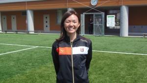 広島経済大学女子サッカー部、横道監督