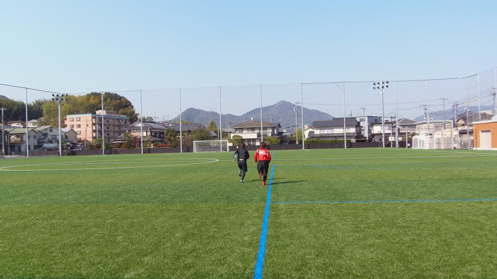 広島経済大学女子サッカー部ランニング、ロング