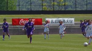 アンジュヴィオレ広島MF武田裕季選手