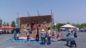 広島市民球場跡地外遊びイベント