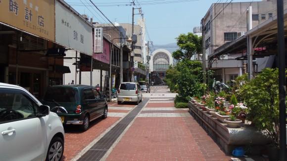 呉のレンガ通り