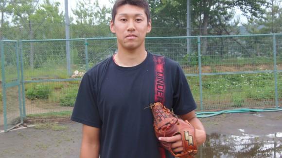 福山大学野球部山本翔大郎投手