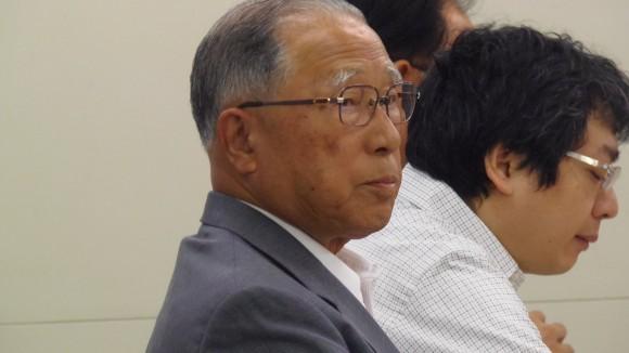 スタジアム検討協議会、加藤義委員