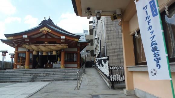 住吉神社全景