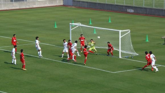 全広島決勝。HSで2-2に追いつく広島大学
