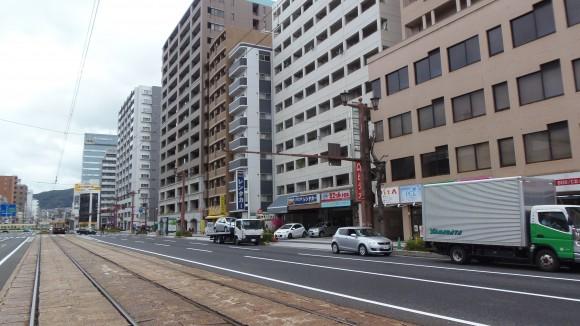 本川町マンション群
