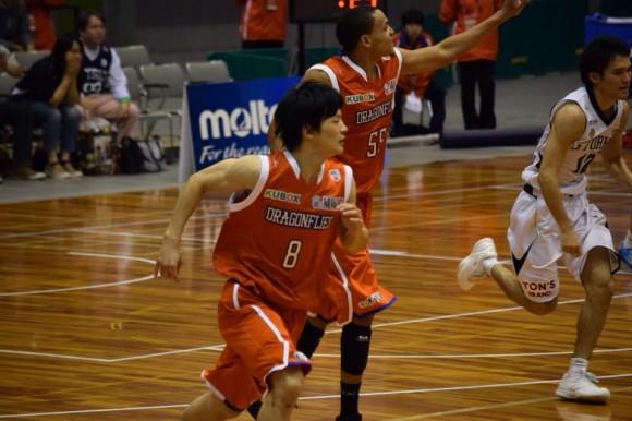開幕第2戦で初出場の岡崎選手
