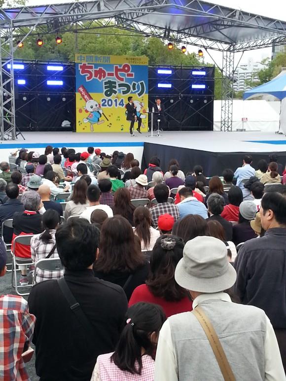 前田智徳さんトークショーに大勢のファン