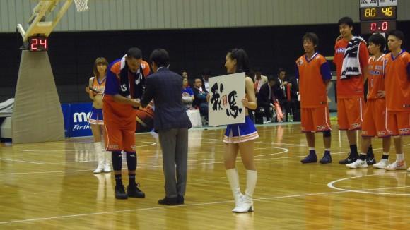 広島ドラゴンフライズ、対熊本戦マンオブザマッチはオマー