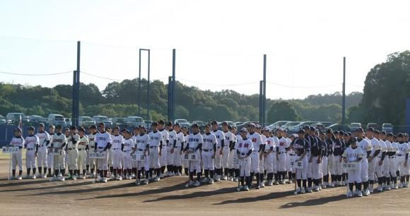 11月ツネイシ少年野球大会2014年