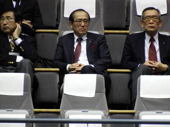 JT応援の松井市長