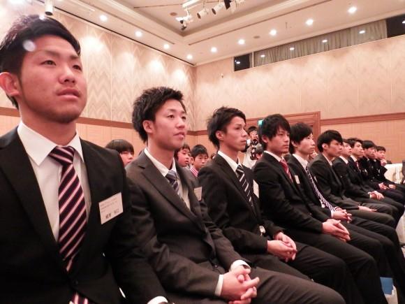 福山大学優秀選手