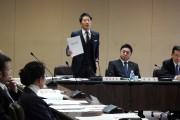 松井発言暴露、石橋議員