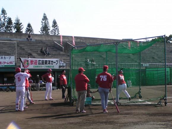2007年春沖縄キャンプ