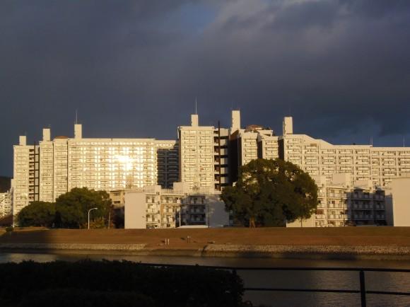 基町高層アパート