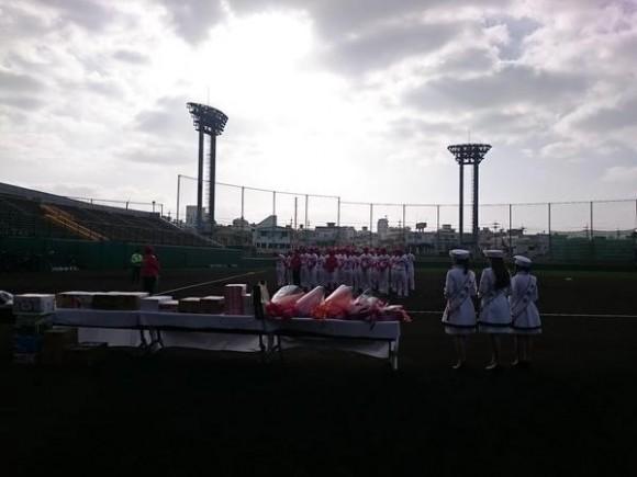 沖縄歓迎式