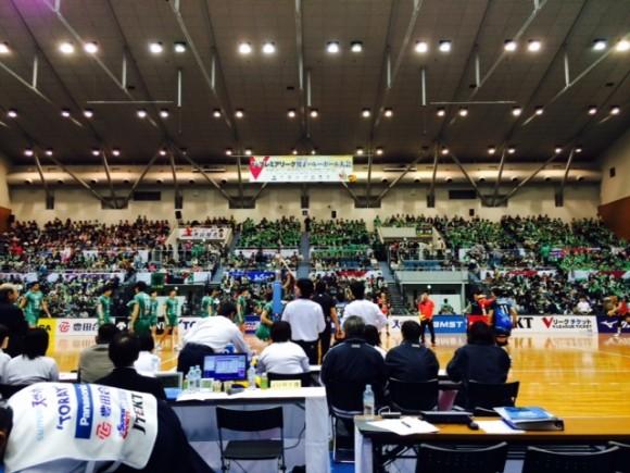 JT呉市総合体育館
