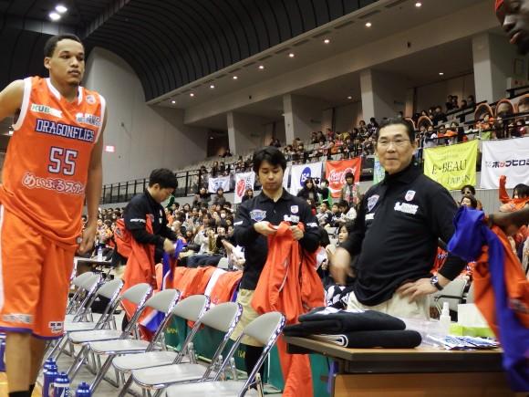 広島ドラゴンフライズと寛田先生