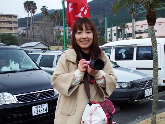 呉市から来た森麻紀子さん