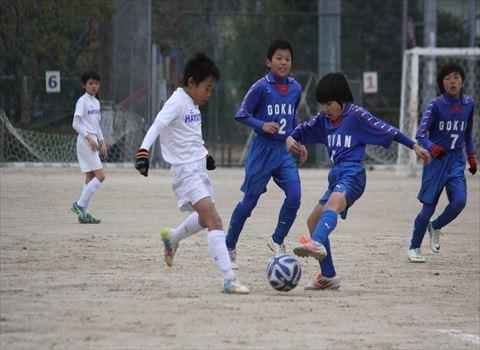 第34回五日市SS杯少年サッカー大会
