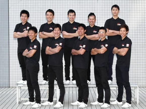広島初のロードレーサープロチーム