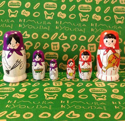 企画展ロシア人形