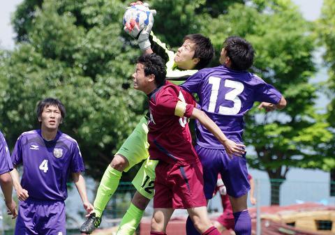 中国大学サッカー選手権