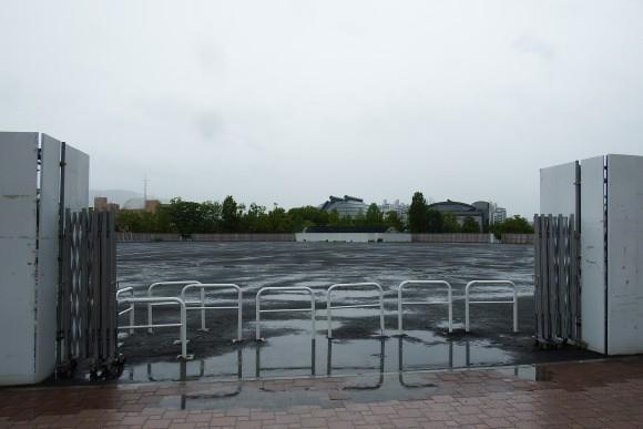 広島市民球場跡地6・18