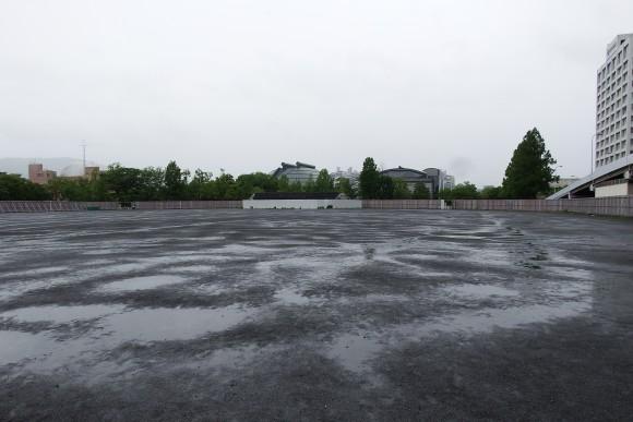 広島市民球場跡地2015年6・18