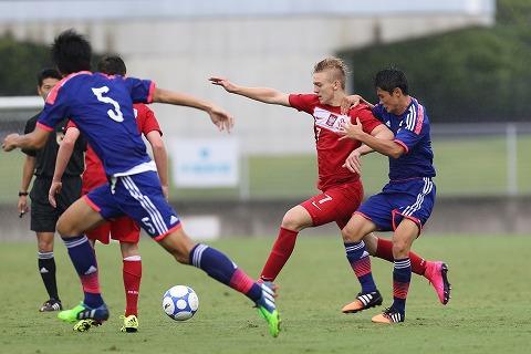 Balcom BMW CUP 平和祈念広島国際ユースサッカー2015