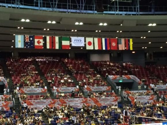 FIBAワールドカップ広島大会
