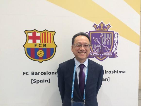 クラブワールドカップ 今田さん