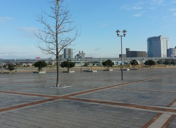 広島みなと公園