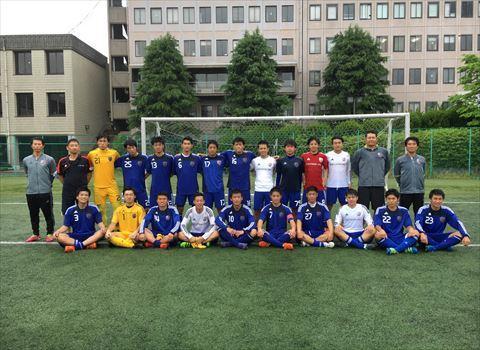 福山大学サッカー優勝