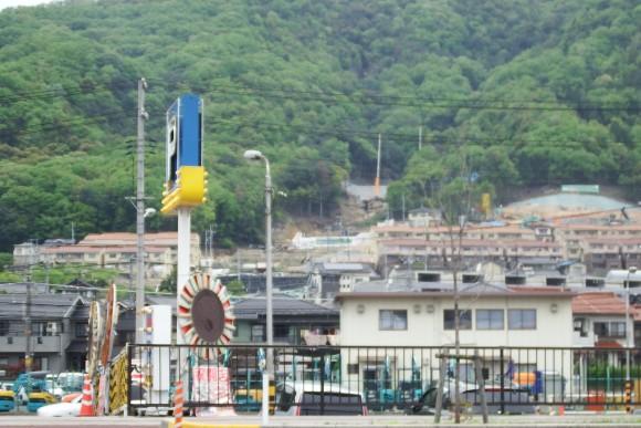未曽有の土砂災害からまる2年の広島市、マツダスタジアムでは被災地で瓦礫撤去に汗した黒田博樹が