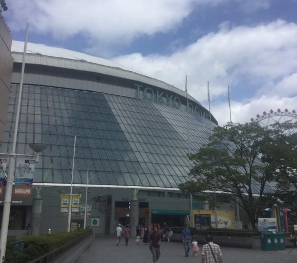 東京ドーム 2016・9・10