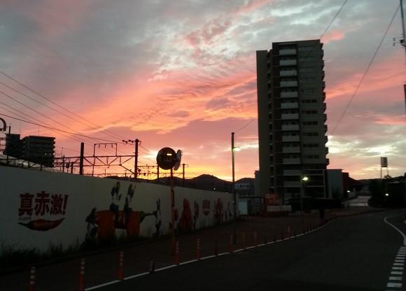 クラブワールドカップ 広島風景