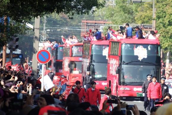 カープパレード