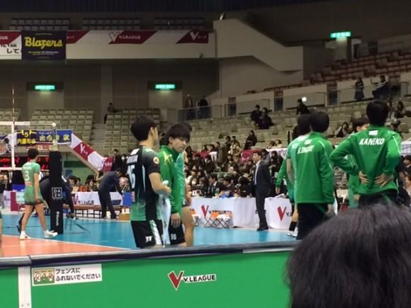 JT 20171月28日5連敗