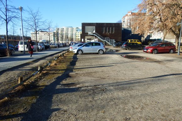 ヒトラー駐車場