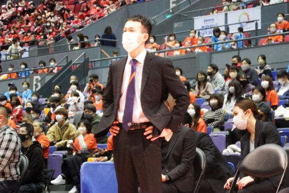 尺野将太ヘッドコーチ