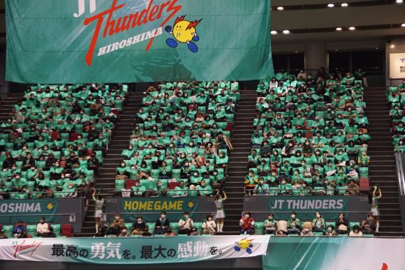 JTサンダーズ広島