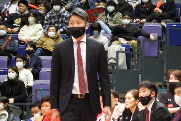 大野ヘッドコーチ